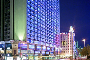 Brussels sheraton hotel city centre