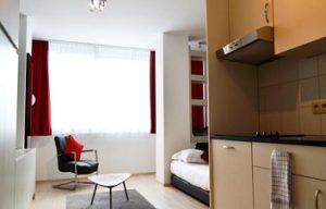 Hotel Saint Nicolas room