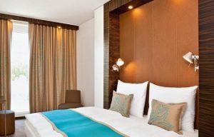 Motel One Brussels twin room