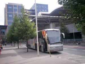 shuttle bus brussels
