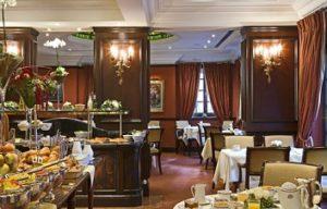 warwick brussels restaurant